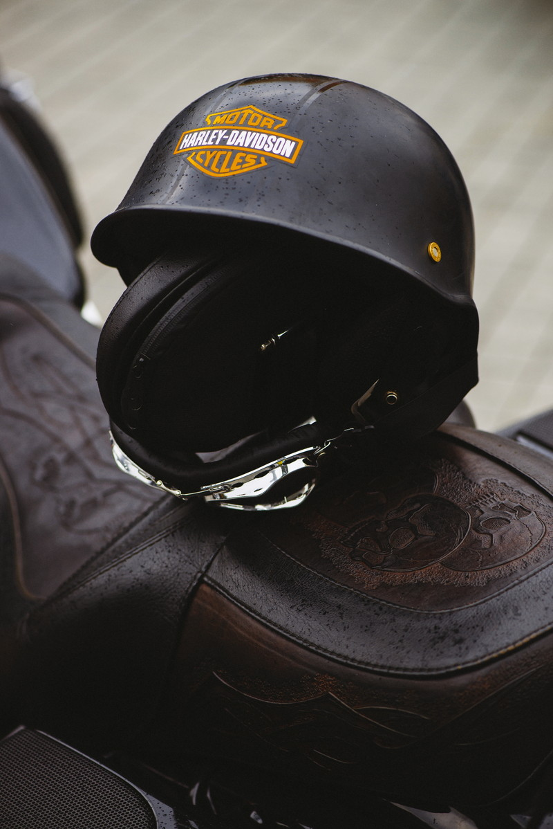 ハーレーヘルメット